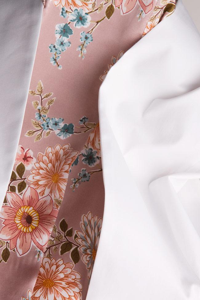 Cotton-blend deux-pièces Ronen Haliva image 5