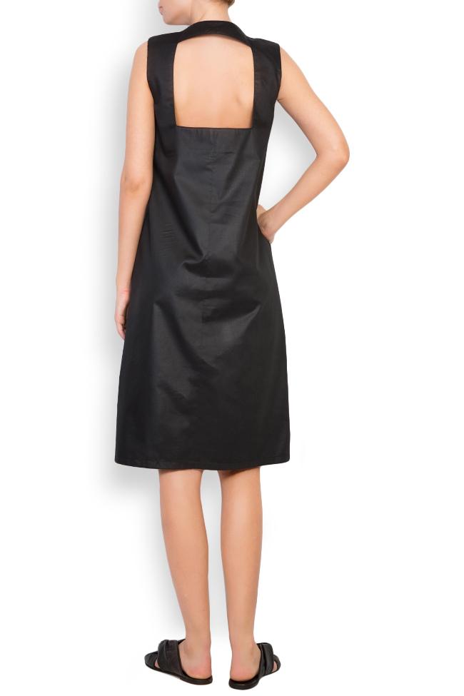 Robe en coton avec découpe à l'arrière Undress image 2