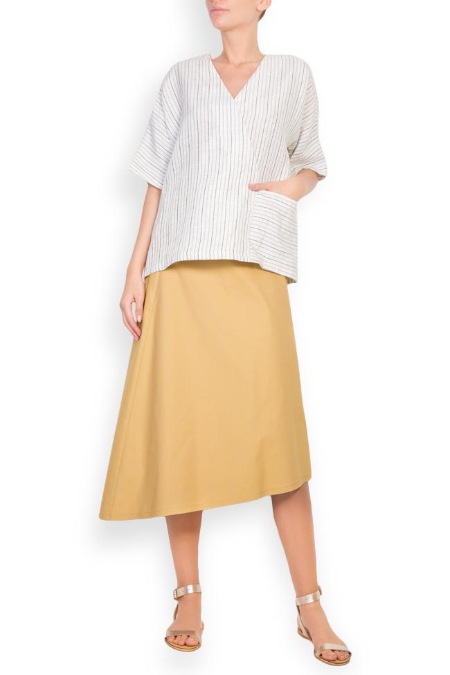 Linen blouse Undress image 0