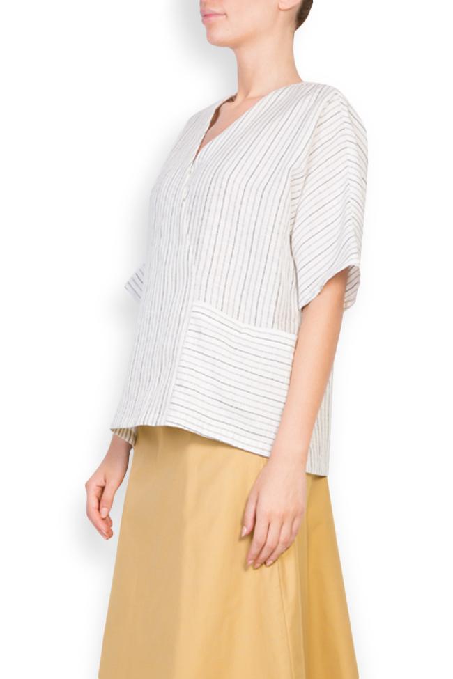 Linen blouse Undress image 1