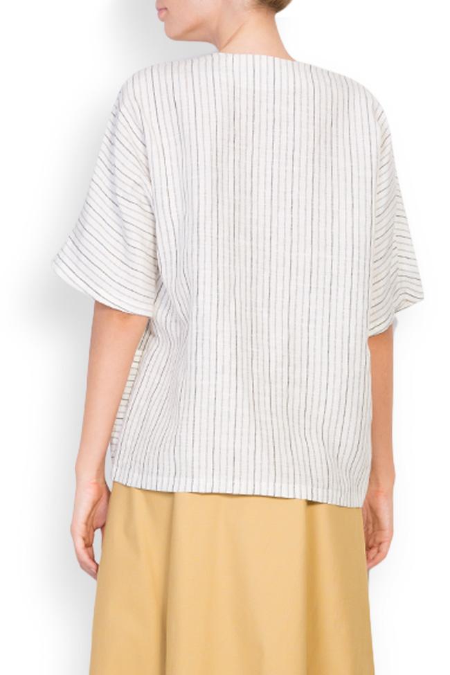Linen blouse Undress image 2