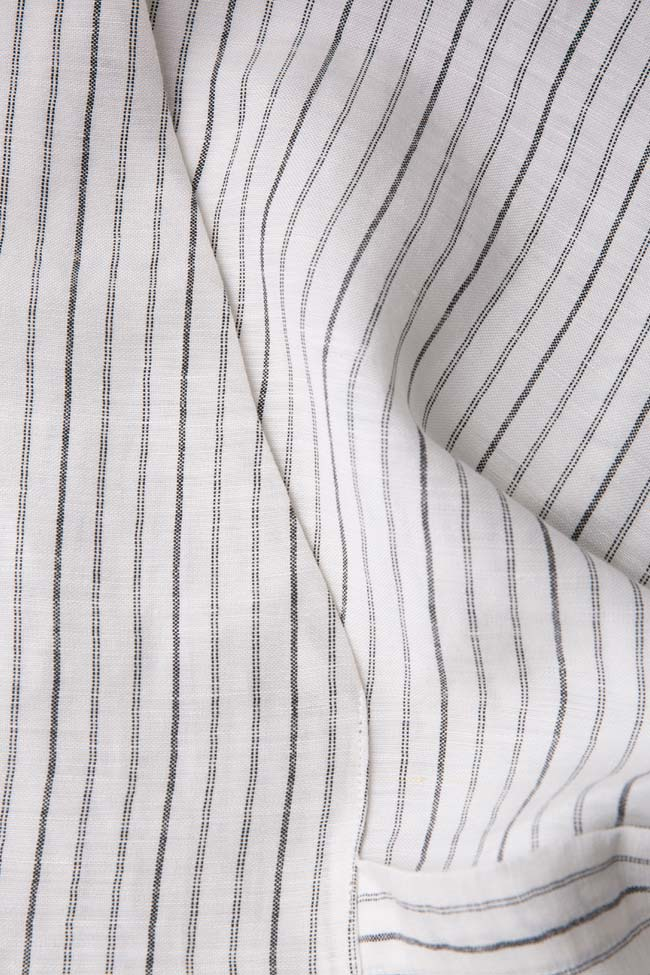 Linen blouse Undress image 5