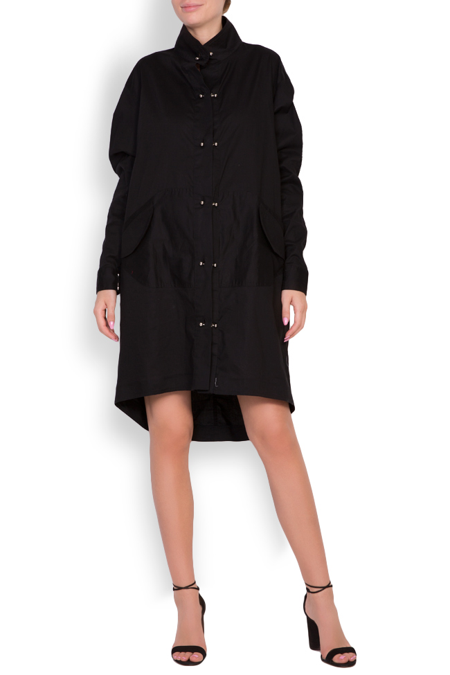 Caroline cotton shirt dress Shakara image 0