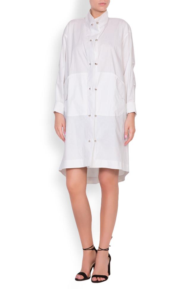Caroline cotton shirt dress Shakara image 0
