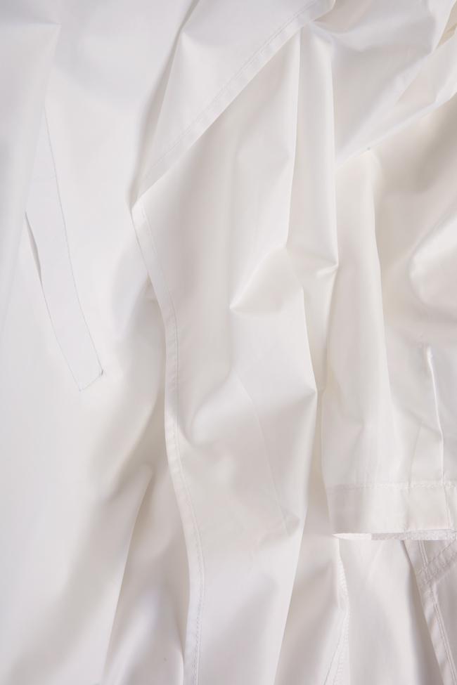 Trench en polyester Aicha Shakara image 4