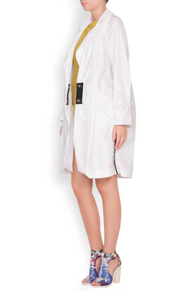 Addia shell trench coat Shakara image 1