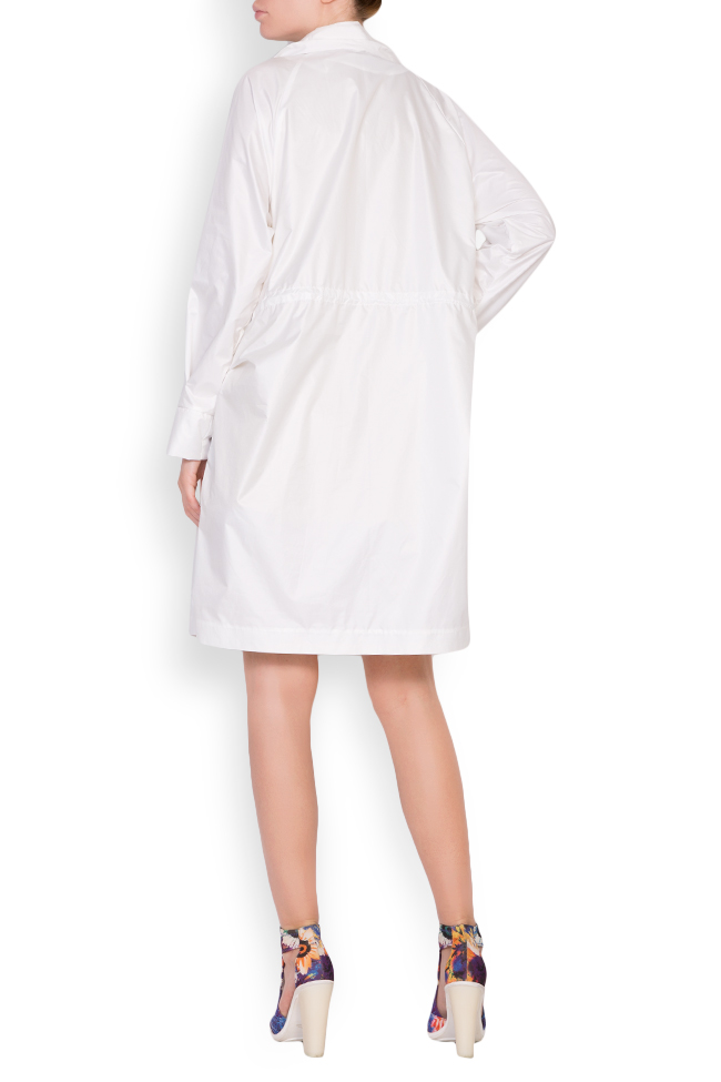 Addia shell trench coat Shakara image 2