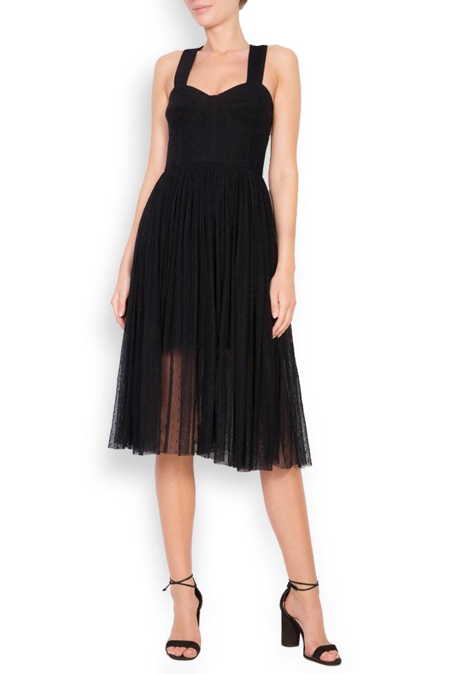 Rochie din tul cu corset Ellida Toma imagine 0