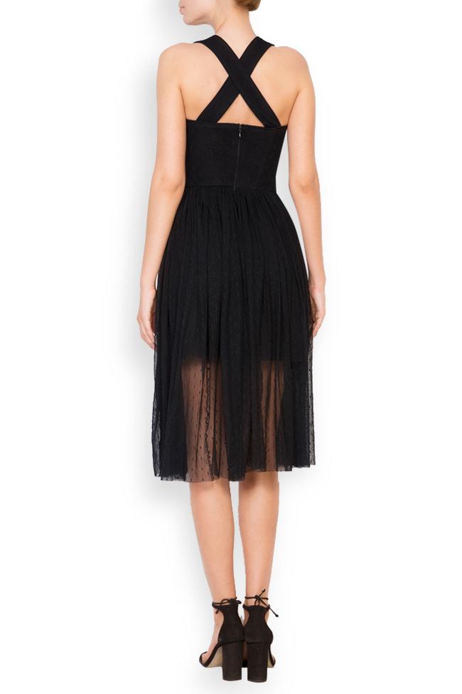Rochie din tul cu corset Ellida Toma imagine 2