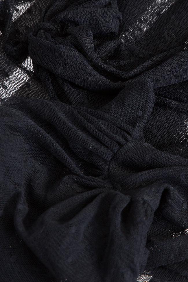 Rochie din tul cu corset Ellida Toma imagine 4