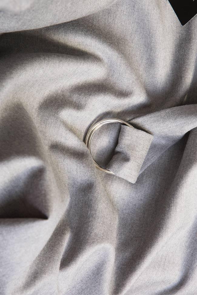 Robe en laine Lady Acob Acob a Porter image 4