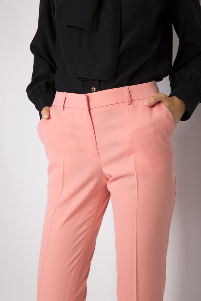 Pantalon en laine Acob a Porter image 3