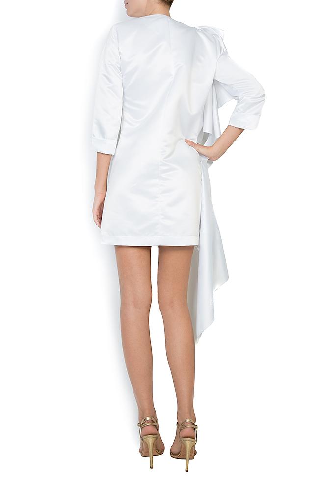 Broche Asymétrique Veste Tailleur Avec Robes Robe Type Et Taffetas 7Px00 3d225dae60c