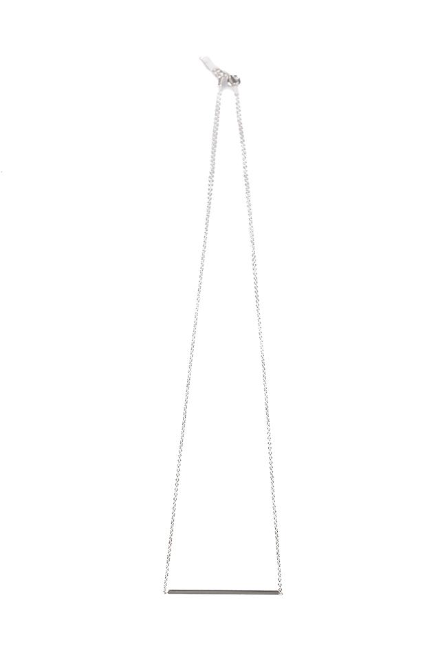 Colier din argint Snob. imagine 0