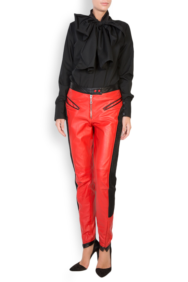 Leather pants LUWA image 0