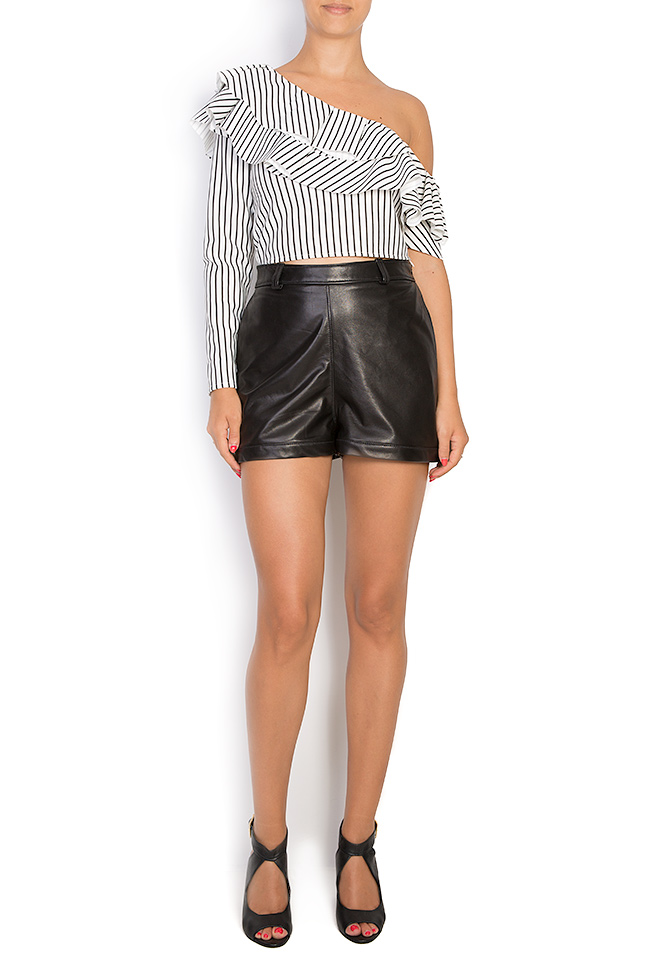 Leather shorts LUWA image 0