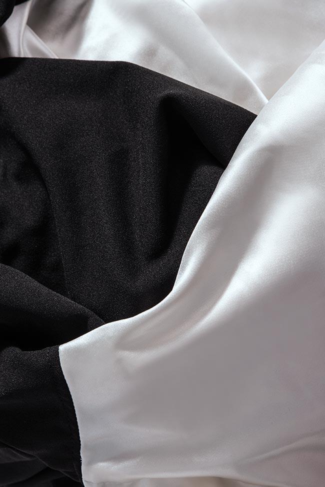 Isadora taffeta crepe midi dress Love Love  image 4