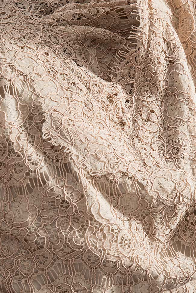 Robe en dentelle à dos nu Anda Love Love  image 4