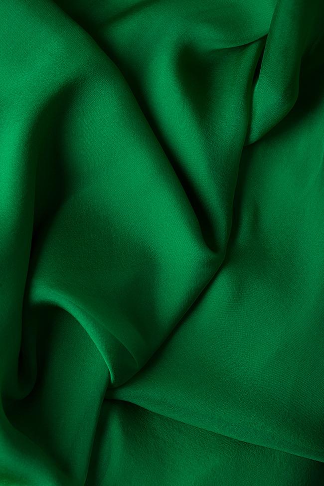 Robe en soie Acob a Porter image 4