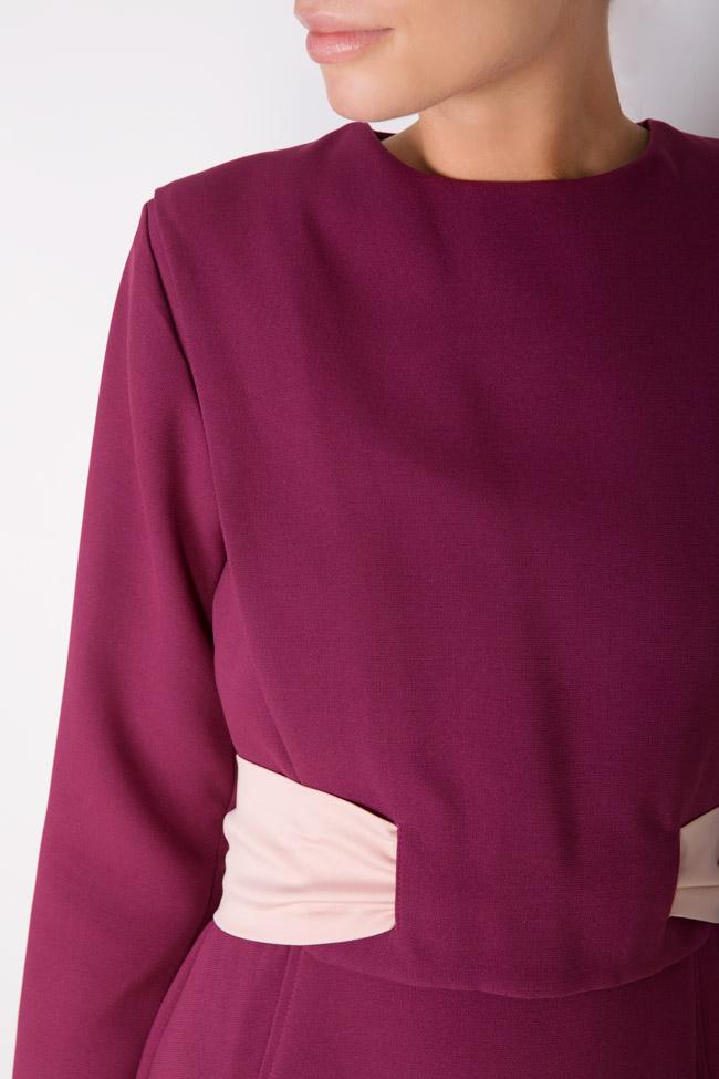 Robe en crêpe Pink Attitude Bluzat image 3
