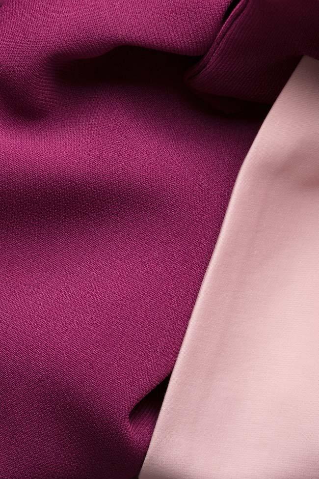 Robe en crêpe Pink Attitude Bluzat image 4