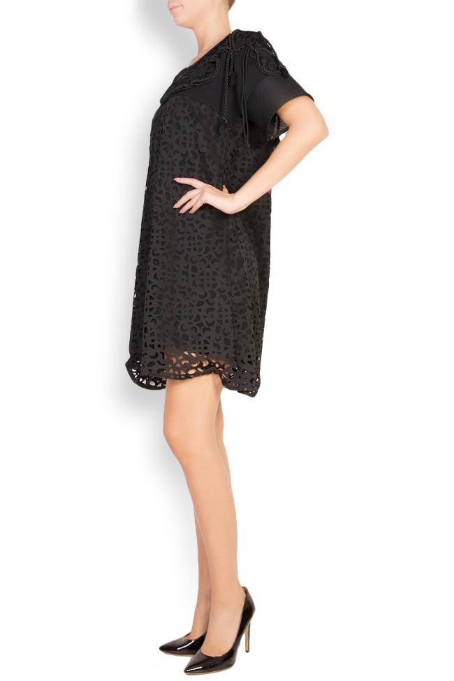 Embroidered lace mini dress Anamaria Pop image 1