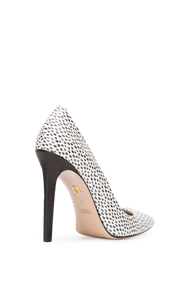 Chaussures en cuir Alice90 Perfecti Rain Drops Ginissima image 1