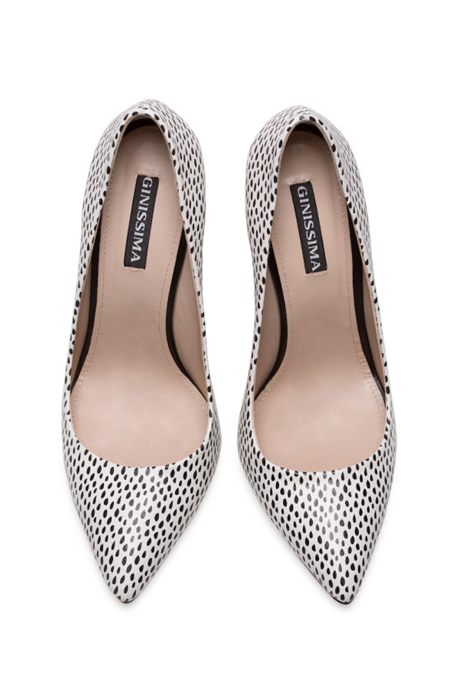 Chaussures en cuir Alice90 Perfecti Rain Drops Ginissima image 2