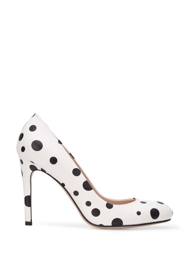 Pantofi din piele Alice90 Perfecti Bubles Ginissima imagine 0