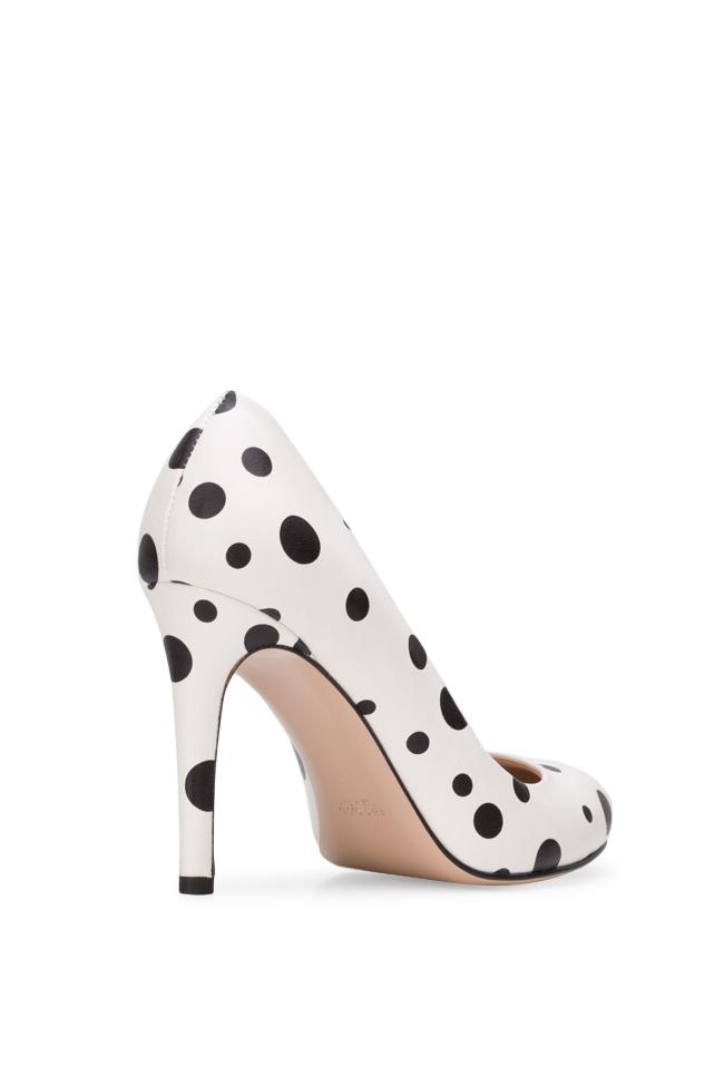 Pantofi din piele Alice90 Perfecti Bubles Ginissima imagine 1