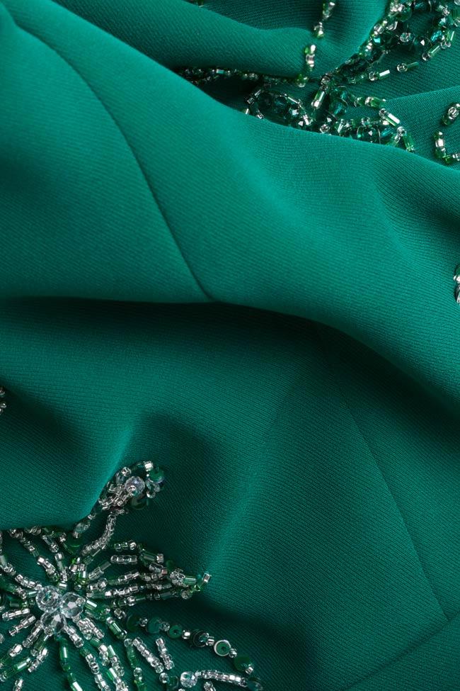 Ilma embellished crepe pants M Marquise image 6
