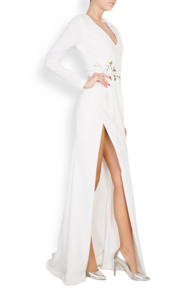Tereza embellished crepe gown M Marquise image 1