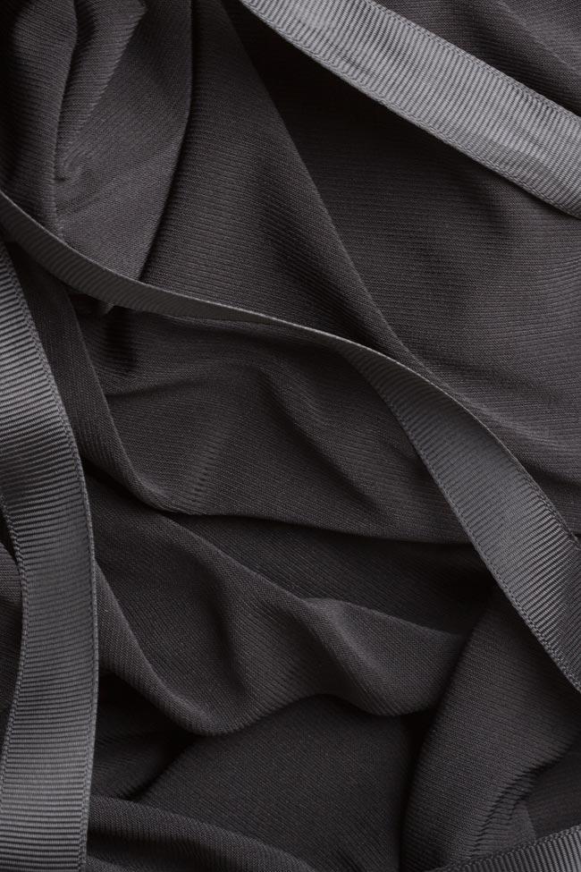 Open-back crepe jumpsuit Lia Aram image 4