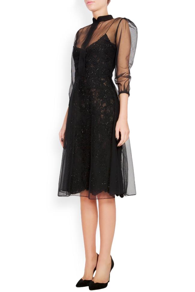 Tulle midi dress Lia Aram image 1
