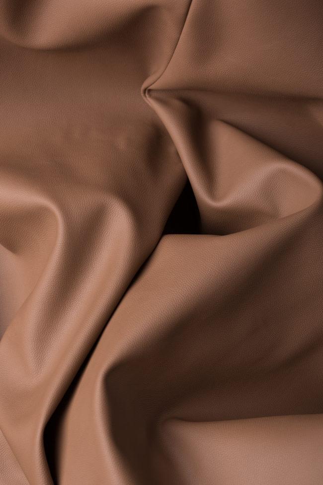 Faux leather pants  Acob a Porter image 4