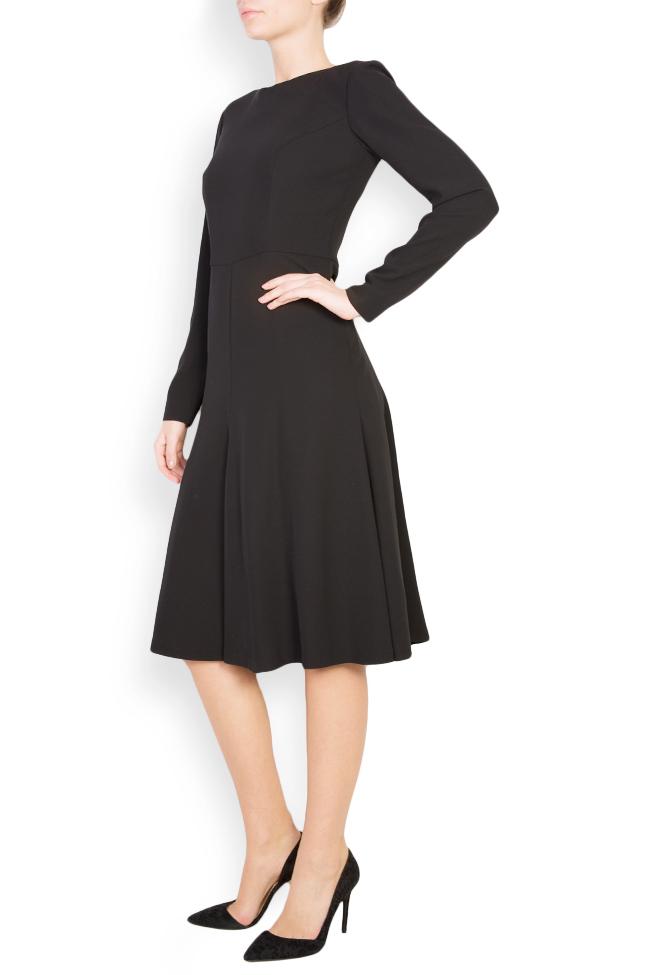 Cotton-blend midi dress Acob a Porter image 1