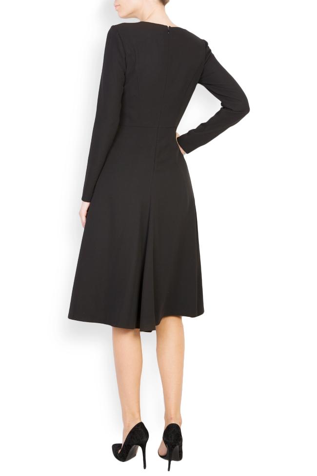 Cotton-blend midi dress Acob a Porter image 2