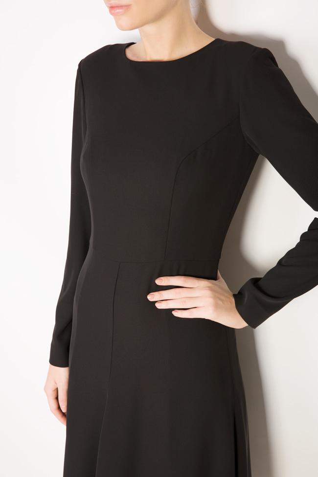 Cotton-blend midi dress Acob a Porter image 3