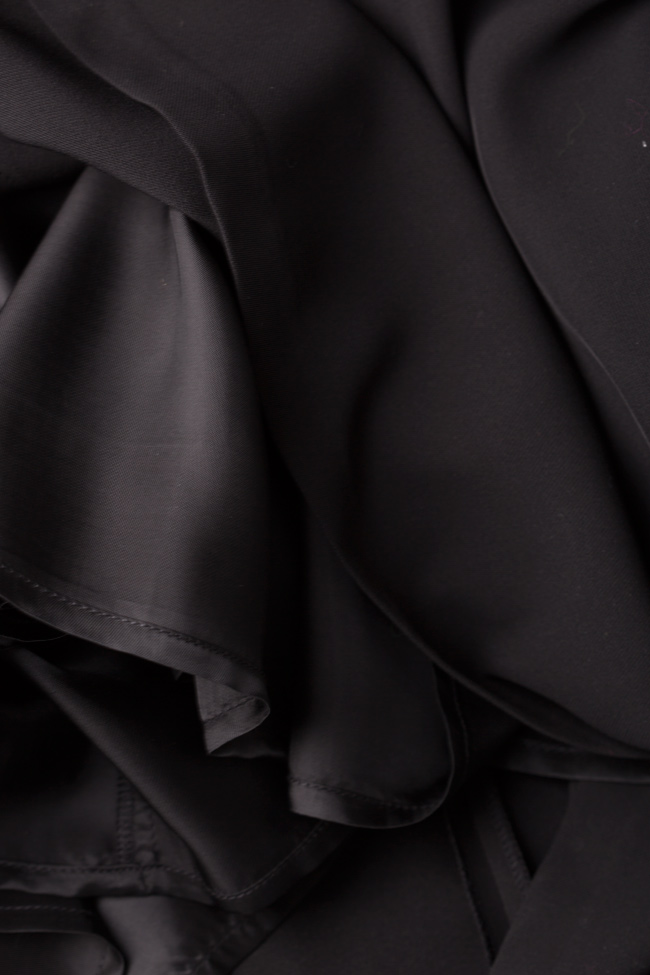 Cotton-blend midi dress Acob a Porter image 4