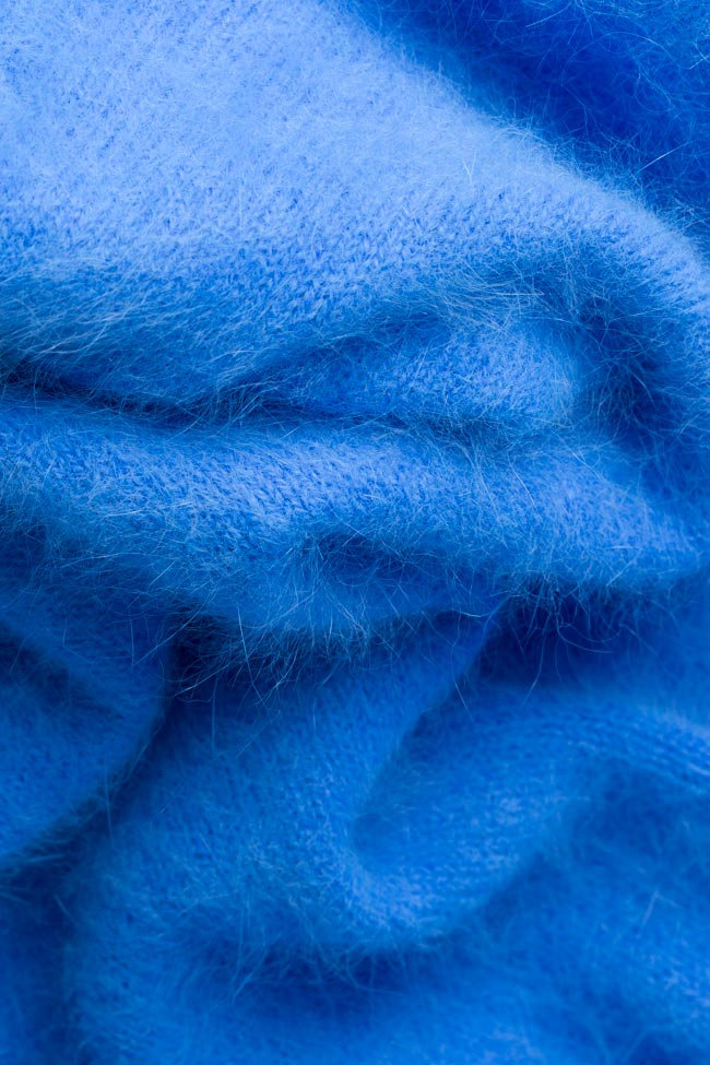 Pull en laine angora Dream Argo by Andreea Buga image 3