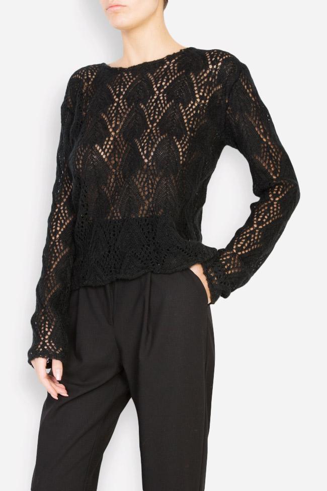 Bluza din tricot  Dorin Negrau imagine 1