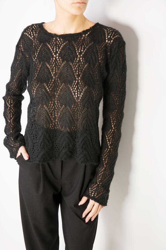 Bluza din tricot  Dorin Negrau imagine 3