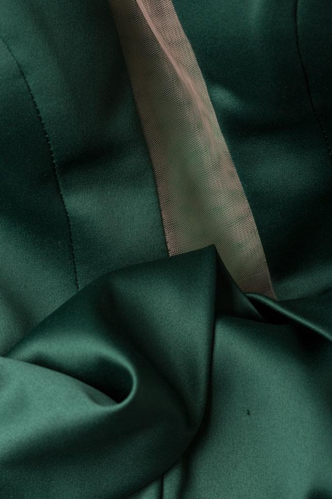 Robe en satin Adria Essa Lian image 4