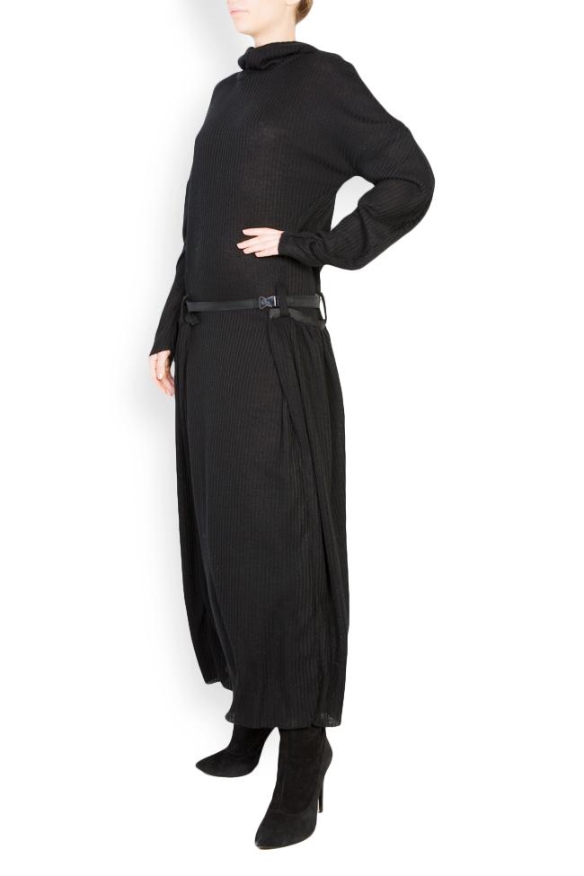 Rash wool-blend jersey maxi dress Studio Cabal image 1