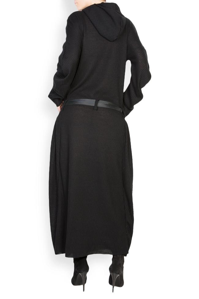 Rash wool-blend jersey maxi dress Studio Cabal image 2