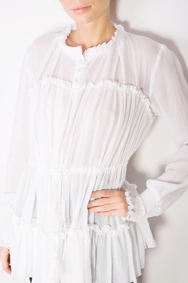Blouse en coton Izabela Mandoiu image 3