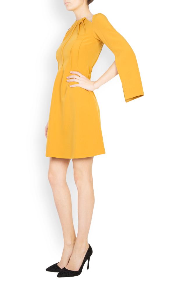 Daria cutout crepe mini dress Maia Ratiu image 1