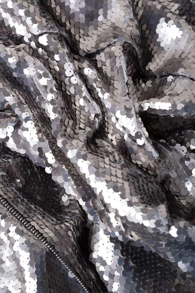 Akary sequined tulle jacket Shakara image 4