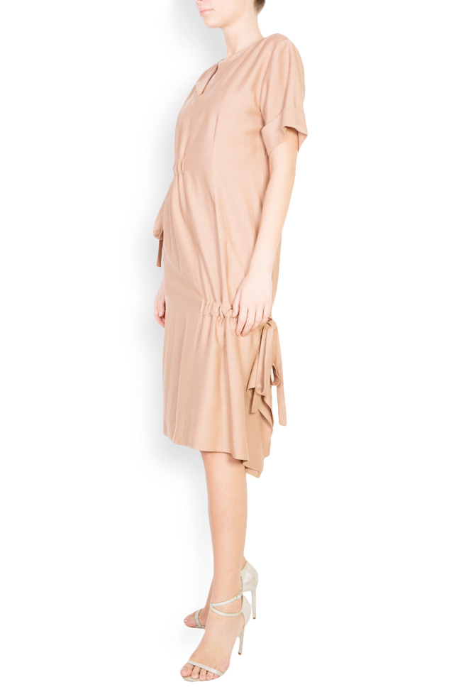 Asymmetric midi dress Bluzat image 1