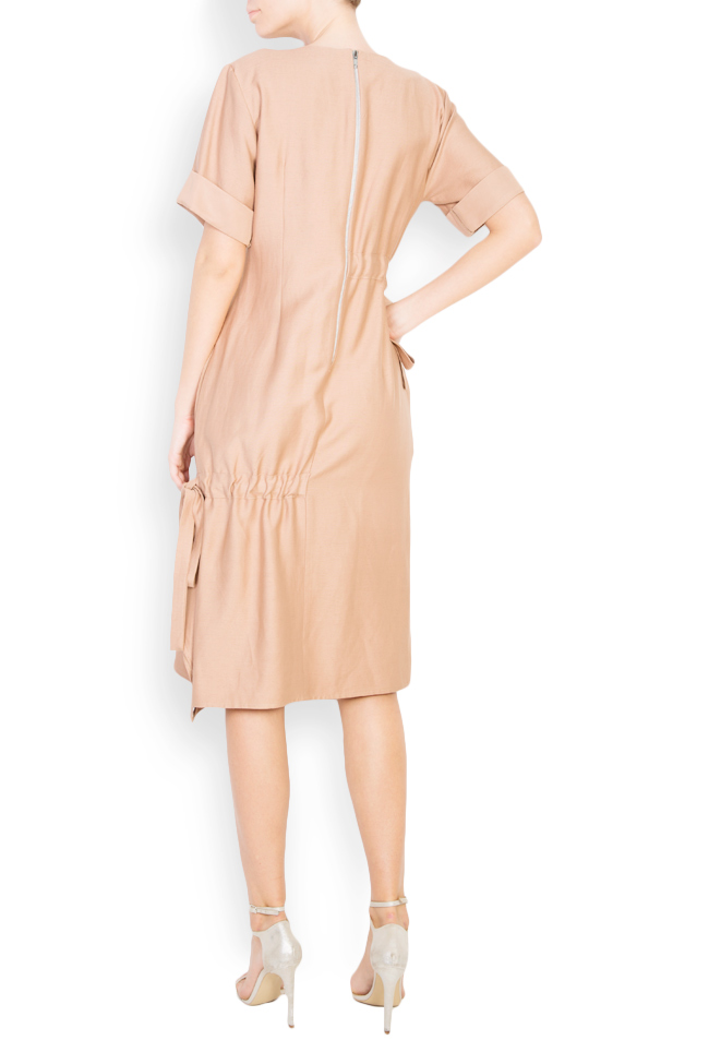 Asymmetric midi dress Bluzat image 2
